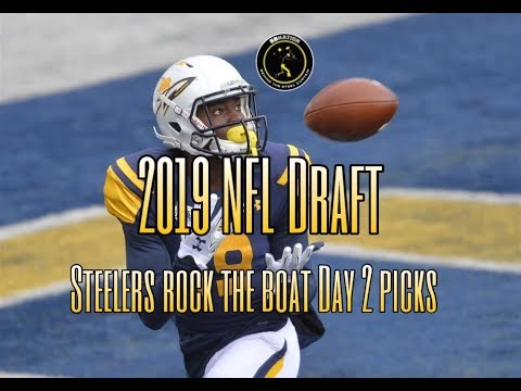 2019 NFL Draft: Steelers rock the boat with Diontae Johnson and Justin Layne picks