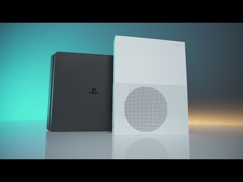 PS4 Slim vs Xbox One S