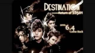 mp3 ss501 Love Ya Destination