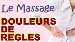 REGLES : Les 4 Points BIZARRES Qui Calment Les Douleurs Menstruelles Rapidement