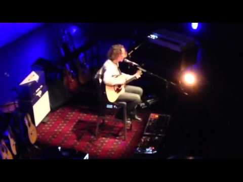 Chris Cornell Beneroya hall Sunshower