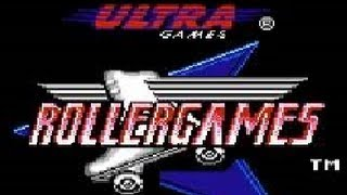 The 8-Bit Eric Show : Rollergames (NES) Video Game Review
