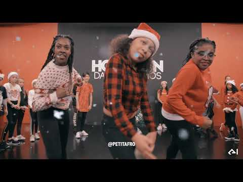 Petit Afro Presents - Afro Dance    Merry Xmas Edition 2018    Video By Eljakim