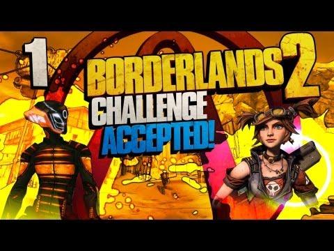 Borderlands 2 [Part 1] - Welcome Vault Hunters