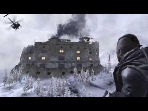 Call of Duty Modern Warfare 2 The Gulag Rescue Prisoner 627 Captain Price Mission 10