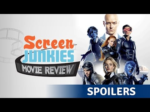X- Men Apocalypse SPOILER REVIEW!