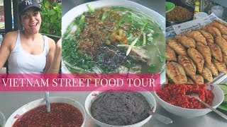 AMAZING STREET FOOD TOUR and HYPERLAPSE IN NHA TRANG VIETNAM FAMILY VLOGS thumbnail