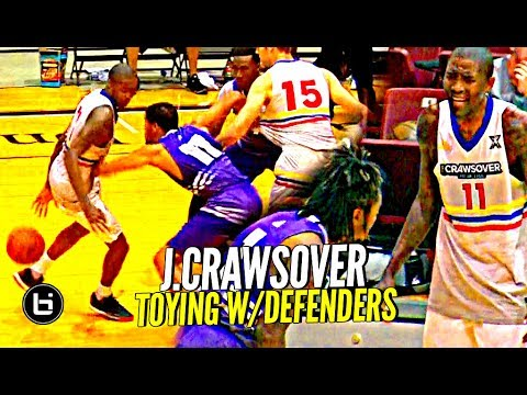 Jamal Crawford TOYING w/ Defenders WITHOUT Even TRYING!!