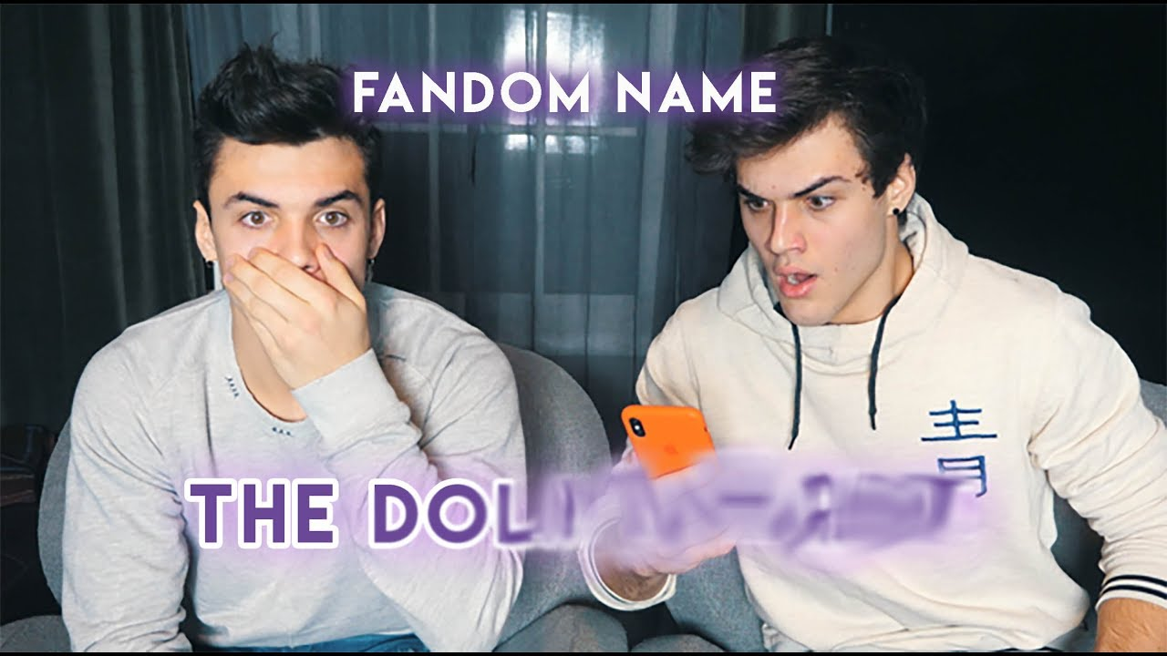 What Is Our New Fandom Name!?!
