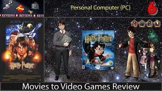 Movies to Video Games Review - Harry Potter and the Sorcerer
