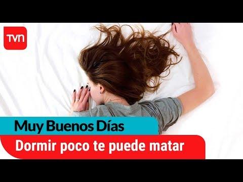 ¡Atención! Dormir poco puede provocar la muerte | Muy buenos días