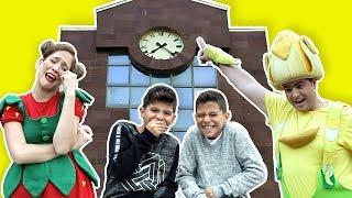 فوزي موزي وتوتي –ساعة للبيع – clock for sale