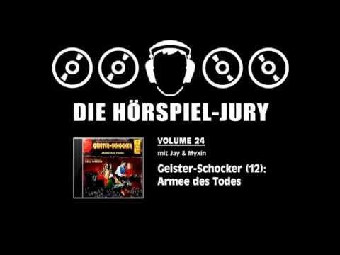 hörspiel-jury-vol.-24---geister-schocker-(12):-armee-des-todes