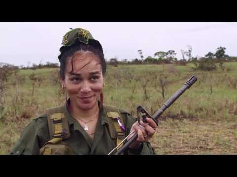 Las Mujeres De Las FARC Documental Latino HD