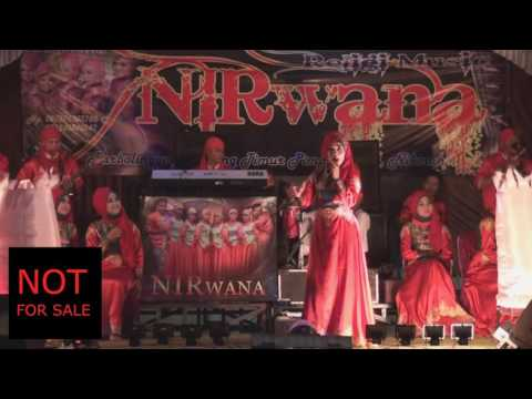 PADANG BULAN Vocal EVI NIRWANA || Nirwana Religi Music Purbolinggo Lampung Timur