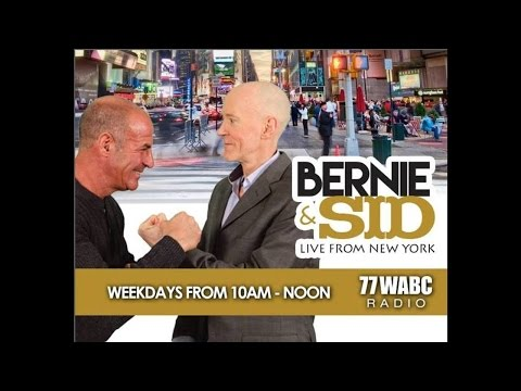 The Bernie and Sid Show FULL SHOW January 29, 2016