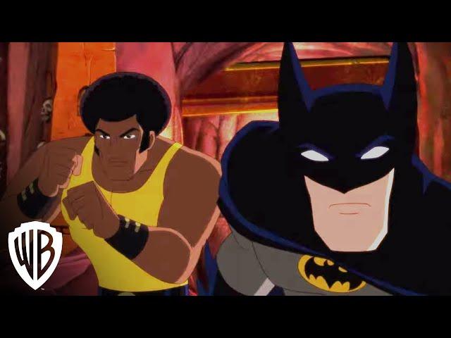 Batman: Soul of The Dragon   Trailer   Warner Bros. Entertainment