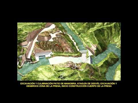 Construccion de la central hidroelectrica de Inambari (CHI)