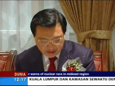 World Parkinson's Day 2010 @ Bernama News Malay Travel Video