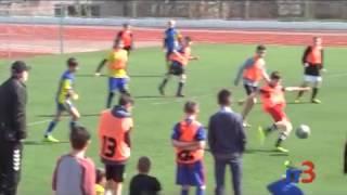 Завершился турнир среди школьников «Кожаный мяч»