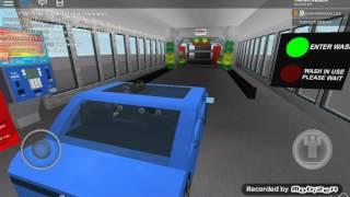 ROBLOX Car Wash #53: Ryko Softgloss MAXX an einer BP-Tankstelle