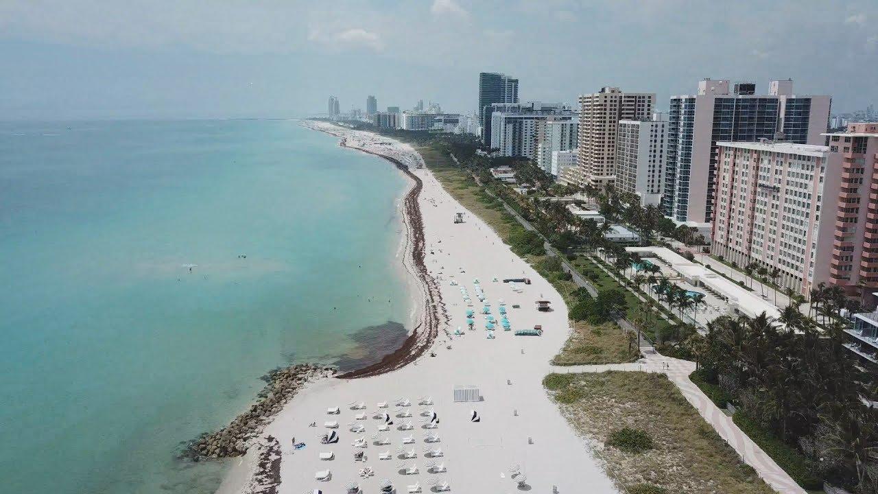 Mid Beach Miami First Mavic Pro Flight 1 Or 2