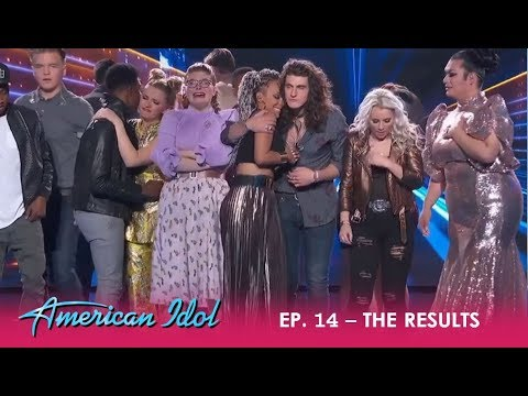 'American Idol' recap: 4 go home as top 10 revealed