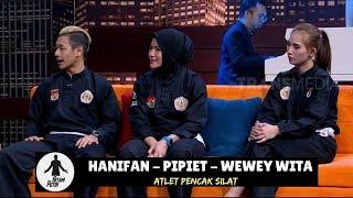 Hanifan, Pesilat Yang Peluk Jokowi-Prabowo | HITAM PUTIH (05/09/18) 1-4