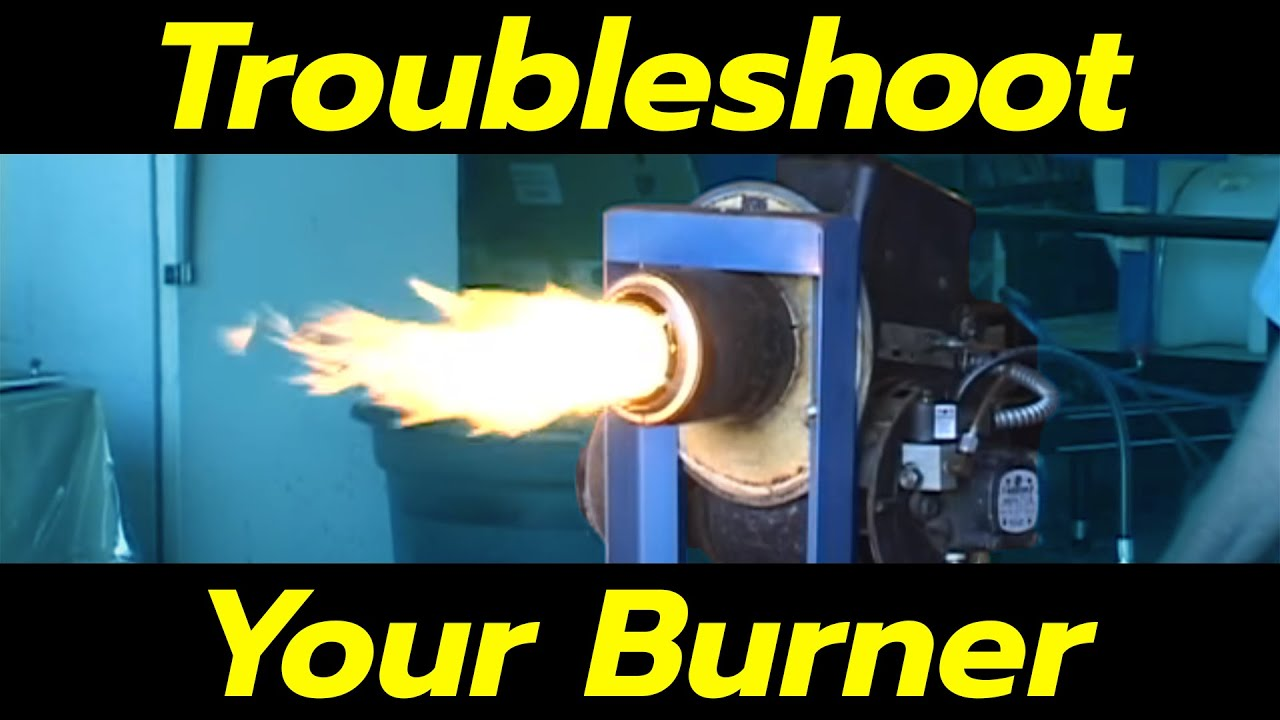 Power Washer Burner Trouble Shooting How Does Oil Fired Burner Work