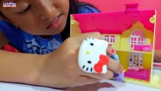 Mainan Anak Rumah Rumahan BARBIE 👼 MAINAN ANAK PEREMPUAN 👼 Jessica & Jenica 👼