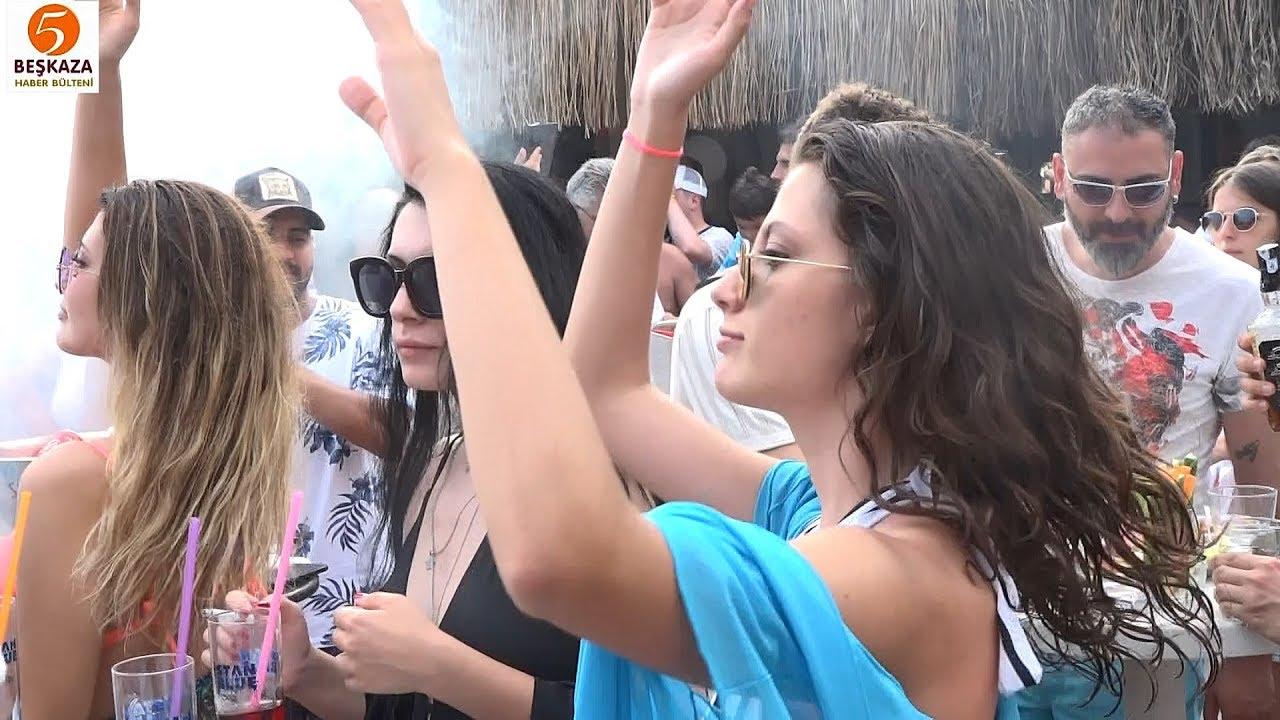 Plaj Partisi Beach Party Golden Sands Beach Club Ölüdeniz Fethiye