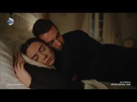 Siyah Beyaz Aşk 19. Bölüm  Aslı Ferhat Özel -DUYGUSAL SAHNE