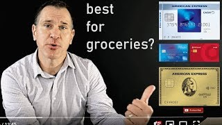 Best Credit Cards for Groceries 2019