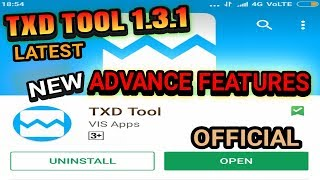 TXD TOOL 1.3.1 OFFICIAL || NEW ADVANCE FEATURES || FULL INFORMATION || MUST WATCH