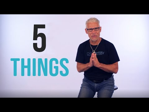 5 Things with Dr. Robert Kiltz