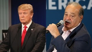 Report: Trump is going after Carlos Slim