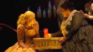 Мюзикл Онегин - Гадание