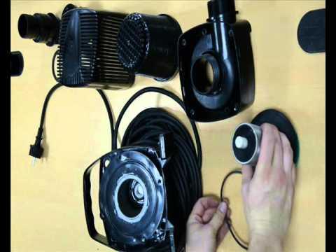 Entretien pompe bassin scena agriline youtube for Bassin exterieur sans pompe