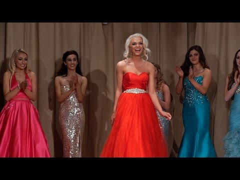 Crown & Glory UK National Pageant 2016