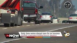 Study: some women charged more for car insurance