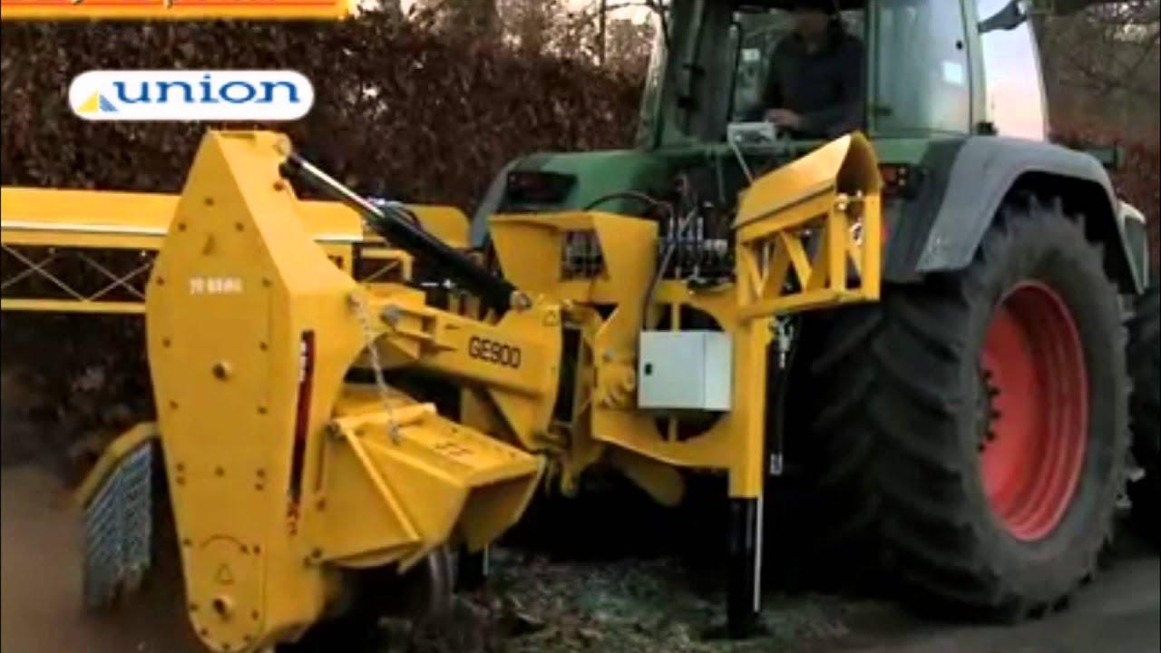 Rogneuse de souche sur tracteur ge 900 youtube - Rogneuse de souche ...