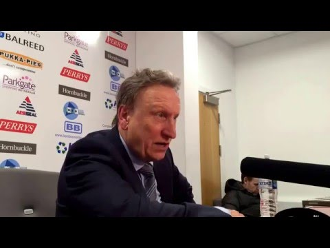 Neil Warnock post Rotherham United 2-1 Leeds United
