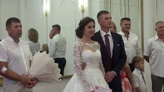 ❤️Торжественная регистрация брака.Свадьба в Краснодаре.Видеосъёмка на свадьбу. Свадебное видео заказ