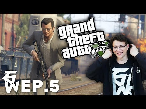 Stinway playing Grand Theft Auto V Ep.5 thumbnail