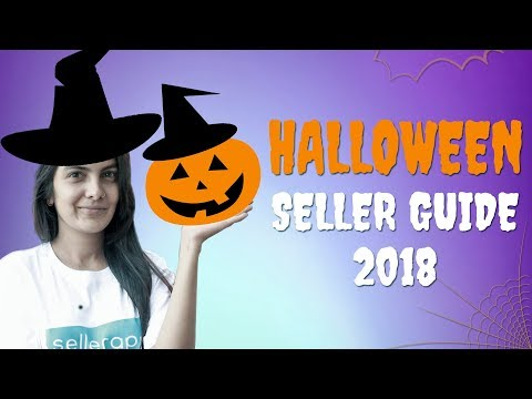 Top Halloween Costumes & Candy | Halloween 2018 Seller Guide