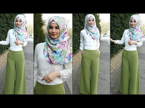 Clothes Fashion Girl Hijab 2016 2017 Youtube