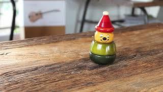 インドのフェアトレード木製玩具、マヤ・オーガニック。 http://www.cas...