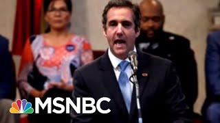BuzzFeed News: President Trump Ordered Michael Cohen To Lie To Congress | The 11th Hour | MSNBC