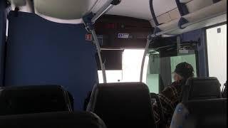 1.  En tur med bussen. Varighed: 6sek