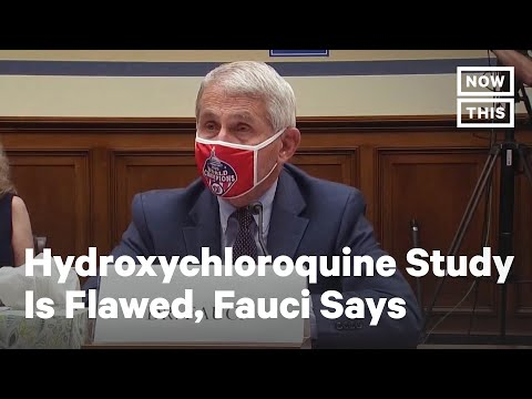 Fauci Shuts Down GOP Rep Trying to Play Scientist | NowThis